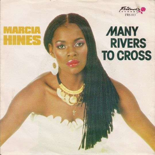 Coverafbeelding Many Rivers To Cross - Marcia Hines