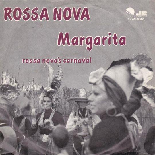 Coverafbeelding Rossa Nova - Margarita