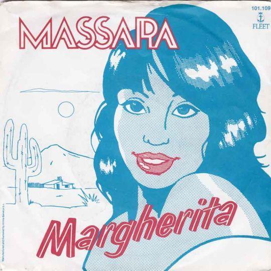 Coverafbeelding Massara - Margherita