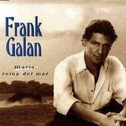 Coverafbeelding Maria, Reina Del Mar/ Stille Waters - Frank Galan