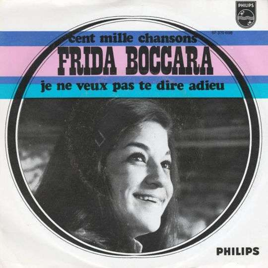 Coverafbeelding Frida Boccara - Cent Mille Chansons