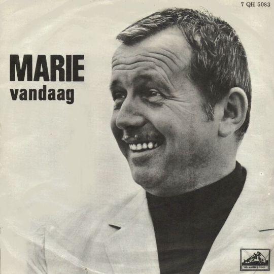 Coverafbeelding Marie - Toon Hermans