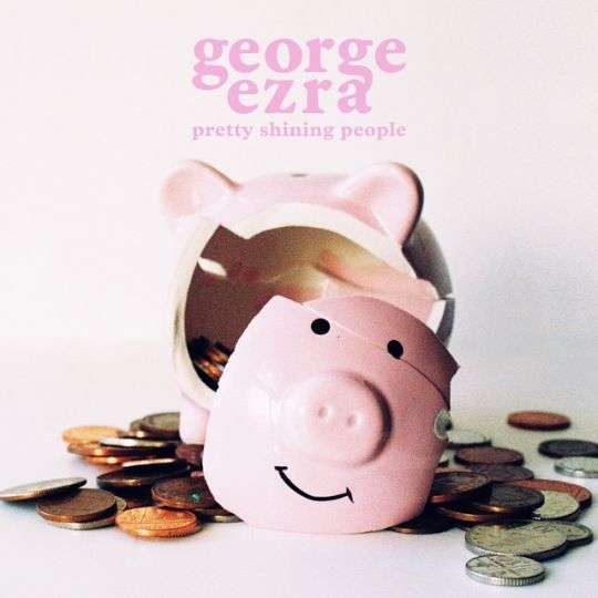Coverafbeelding Pretty Shining People - George Ezra