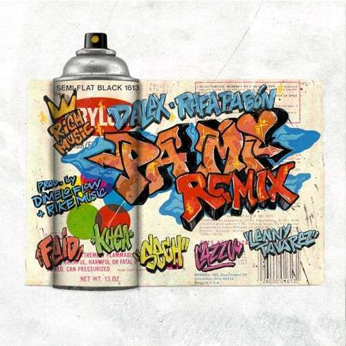 Coverafbeelding Dalex & Rafa Pabón & Feit & Khea & Sech & Cazzu & Lenny Tavarez - Pa Mi - Remix
