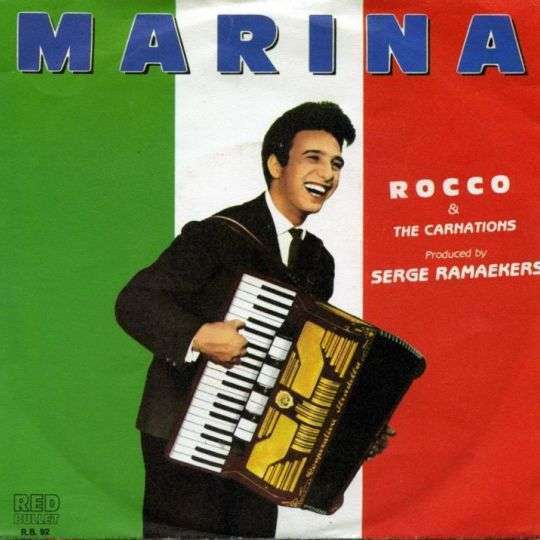 Coverafbeelding Marina [1989] - Rocco & The Carnations