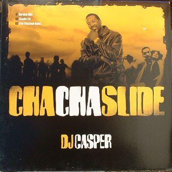 Coverafbeelding DJ Casper - Cha Cha Slide