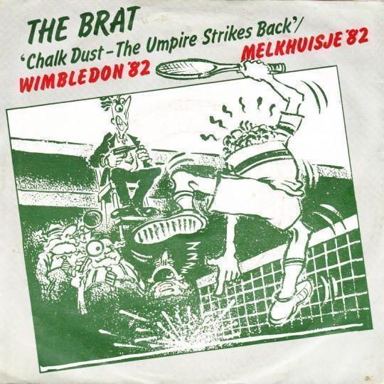 Coverafbeelding The Brat - Chalk Dust - The Umpire Strikes Back