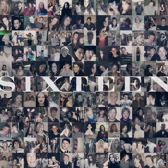 Coverafbeelding Sixteen - Ellie Goulding