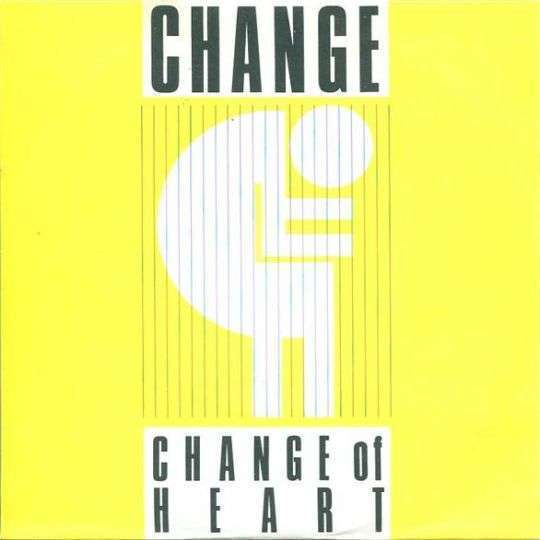 Coverafbeelding Change - Change Of Heart