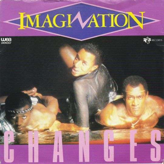 Coverafbeelding Changes - Imagination