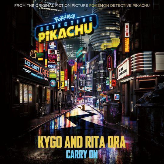 Coverafbeelding Kygo and Rita Ora - Carry On