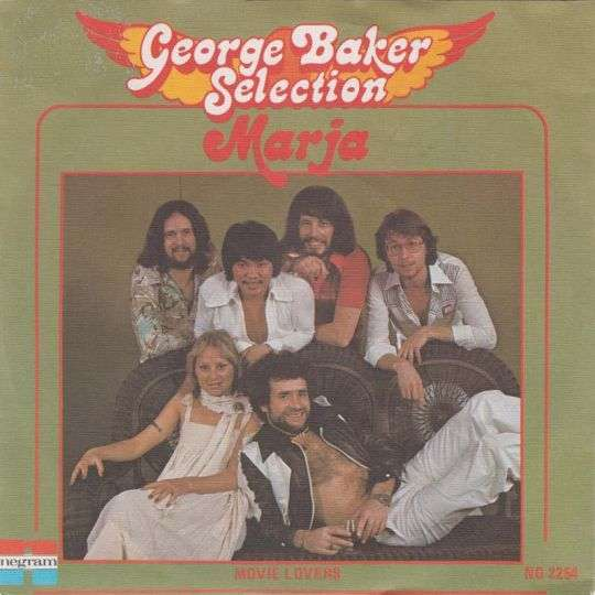 Coverafbeelding Marja - George Baker Selection