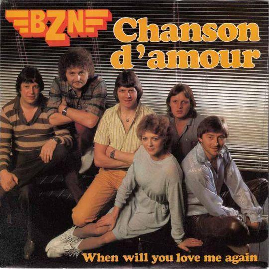 Coverafbeelding Chanson D'amour - Bzn
