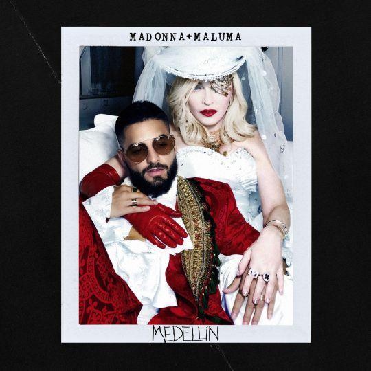 Coverafbeelding Medellín - Madonna + Maluma