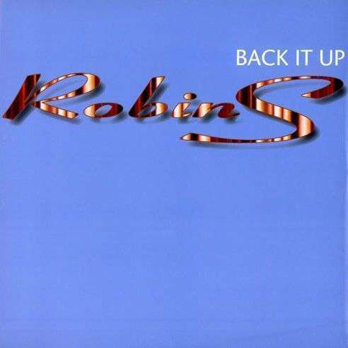 Coverafbeelding Back It Up - Robin S