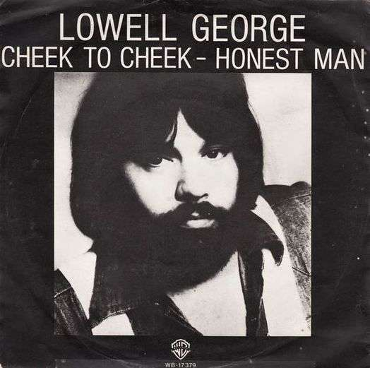 Coverafbeelding Lowell George - Cheek To Cheek