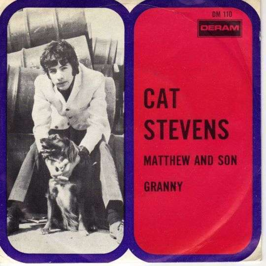 Coverafbeelding Matthew And Son - Cat Stevens
