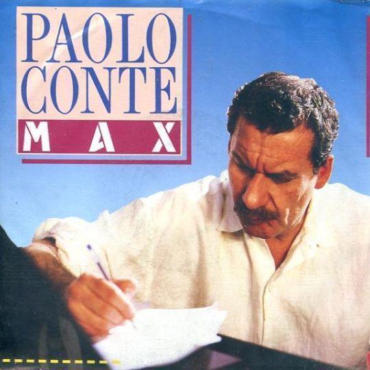Coverafbeelding Max - Paolo Conte