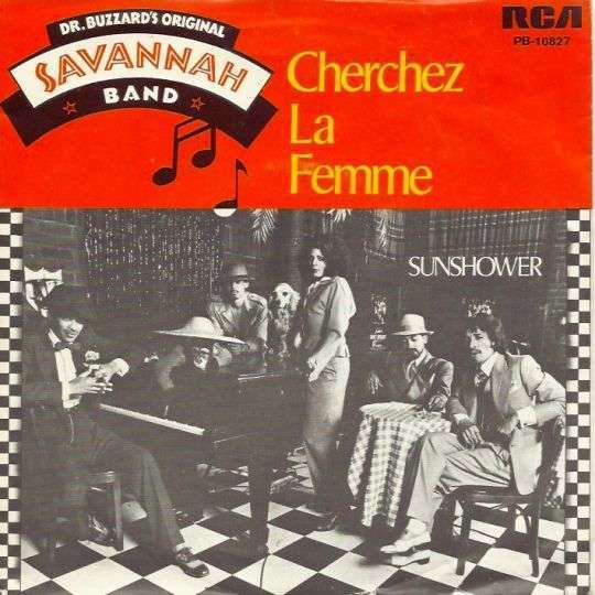 Coverafbeelding Dr. Buzzard's Original Savannah Band - Cherchez La Femme