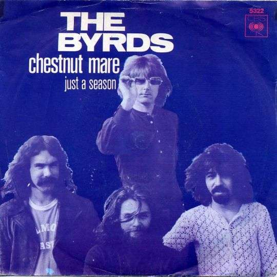 Coverafbeelding Chestnut Mare - The Byrds