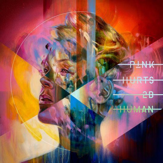 Coverafbeelding Hurts 2b Human - P!nk Feat. Khalid