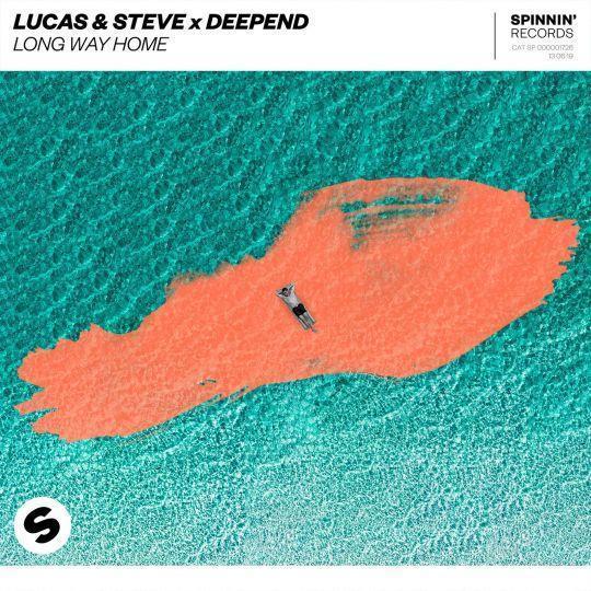 Coverafbeelding Lucas & Steve x Deepend - Long Way Home