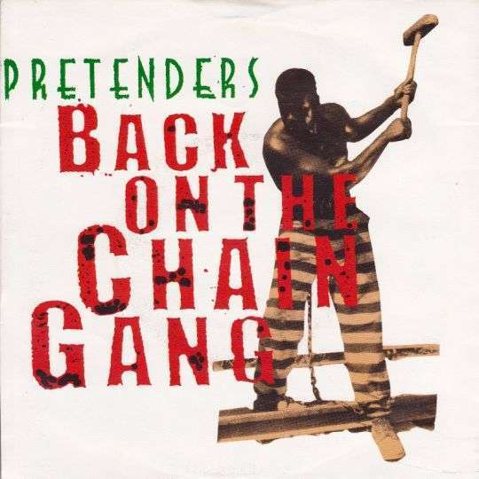 Coverafbeelding Back On The Chain Gang - Pretenders
