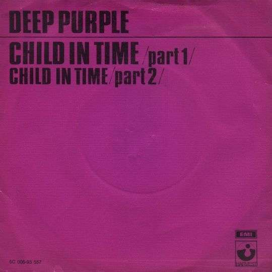 Coverafbeelding Child In Time / Child In Time [Super Maxi Single] - Deep Purple