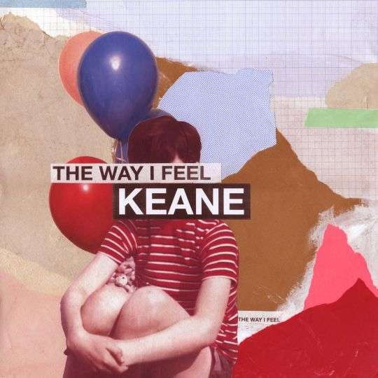 Coverafbeelding The Way I Feel - Keane