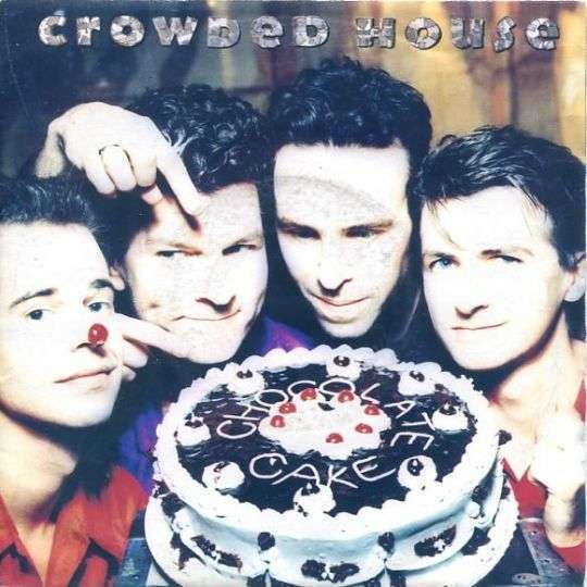 Coverafbeelding Chocolate Cake - Crowded House