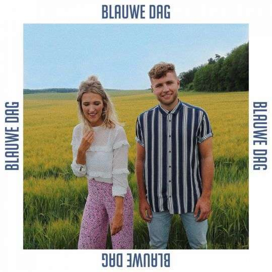 Coverafbeelding Blauwe Dag - Suzan & Freek