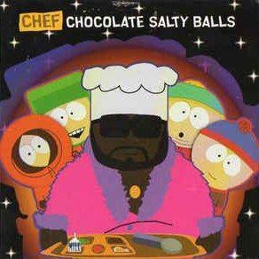 Coverafbeelding Chef - Chocolate Salty Balls