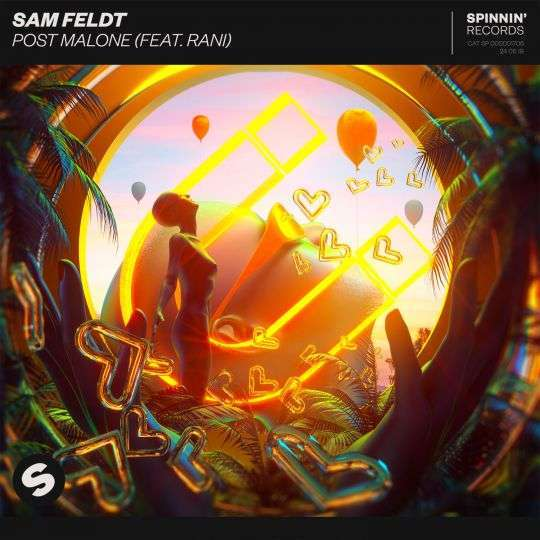 Coverafbeelding Post Malone - Sam Feldt (Feat. Rani)