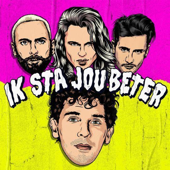 Coverafbeelding Ik Sta Jou Beter - Kris Kross Amsterdam & Nielson