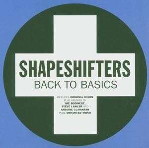 Coverafbeelding Shapeshifters - Back To Basics