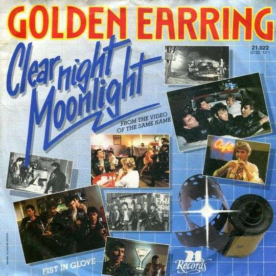 Coverafbeelding Clear Night Moonlight - Golden Earring