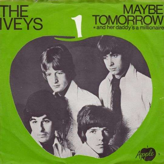 Coverafbeelding Maybe Tomorrow - The Iveys