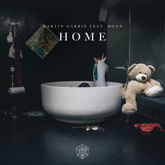 Coverafbeelding Home - Martin Garrix Feat. Bonn