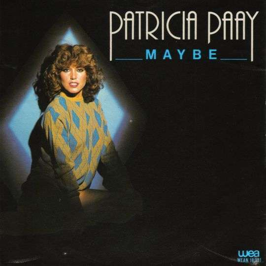 Coverafbeelding Maybe - Patricia Paay