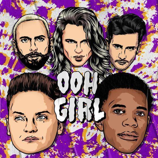 Coverafbeelding Ooh Girl - Kris Kross Amsterdam & Conor Maynard Feat. A Boogie Wit Da Hoodie