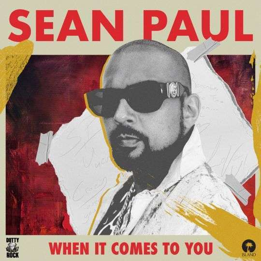 Coverafbeelding When It Comes To You - Sean Paul