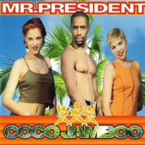 Coverafbeelding Mr. President - Coco Jamboo