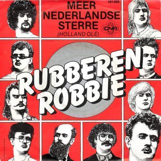 Coverafbeelding Meer Nederlandse Sterre (Holland Olé) - Rubberen Robbie