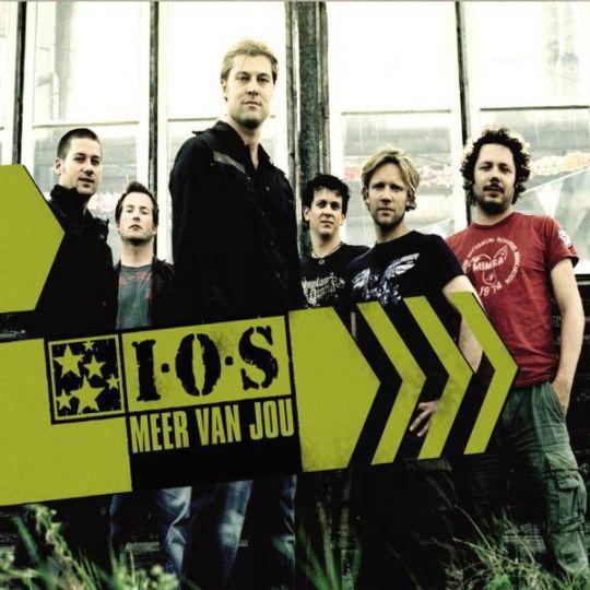 Coverafbeelding I.O.S - Meer Van Jou
