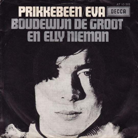 Coverafbeelding Prikkebeen - Boudewijn De Groot En Elly Nieman