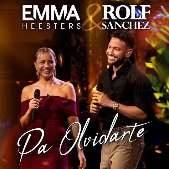 Coverafbeelding Pa Olvidarte - Emma Heesters & Rolf Sanchez