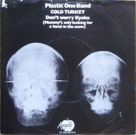 Coverafbeelding Cold Turkey - Plastic Ono Band