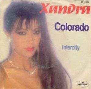 Coverafbeelding Colorado - Xandra