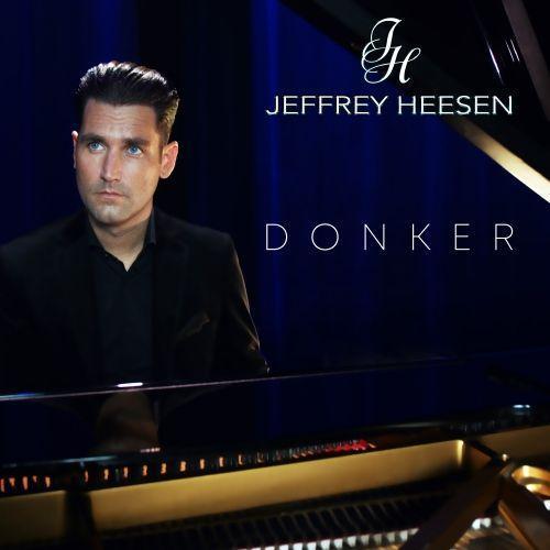 Coverafbeelding Jeffrey Heesen - Donker