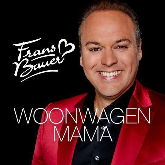 Coverafbeelding Frans Bauer - Woonwagen Mama